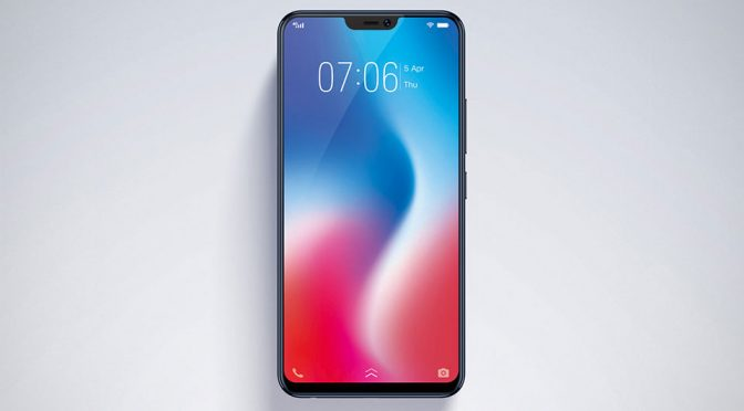 Vivo Joins The Disturbing Notch Trend With X21, Y85 and V9 Smartphones