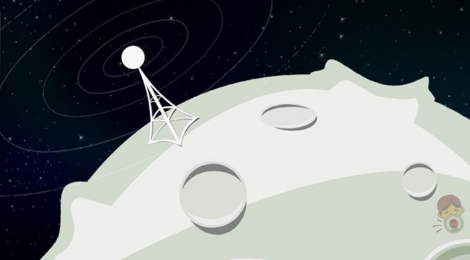 Vodafone Germany Partners Nokia To Set Up 4G Network On The Moon