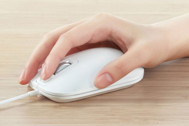 Xiaomi J1 Finger Thinking Smart Fingerprint Mouse