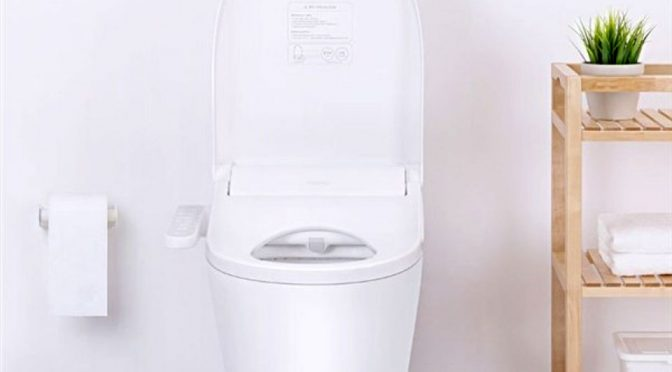 Xiaomi SmartMi Small Smart Toilet Seat Announced
