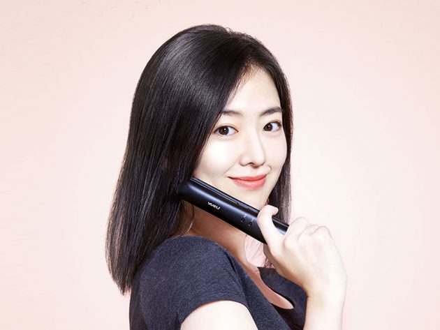 Yue Li Wireless Mini Hair Straightener on YouPin