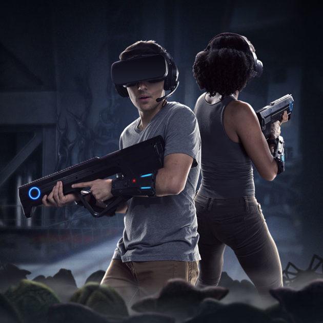 ALIEN: DESCENT Free-roaming VR Experience