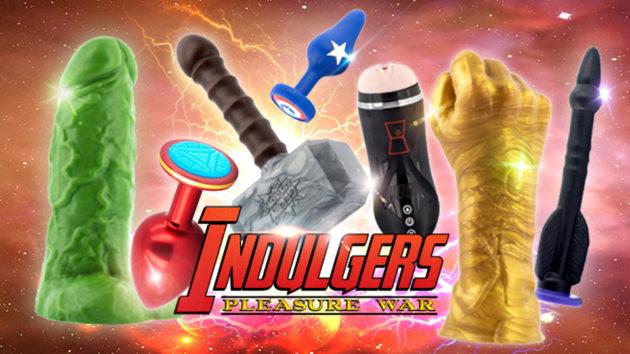 Avengers Infinity War Sex Toys