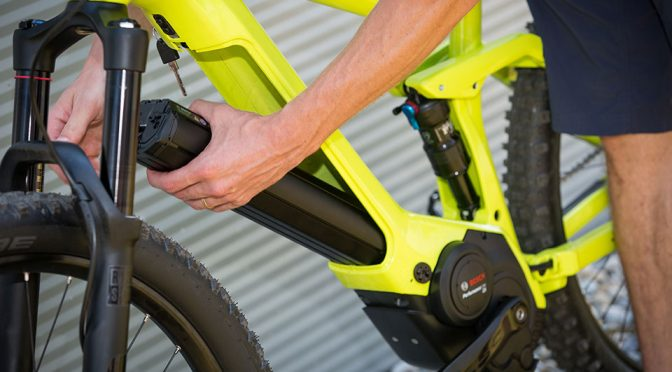 Bosch Heralds The New Era Of eBike With New In-frame Battery