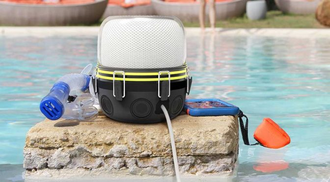 Fancy Taking Your Apple HomePod To The Pool? Well, Now You Can!