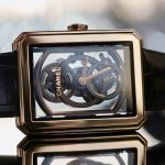 Chanel BOY.FRIEND Skeleton Watch Is Completely See-Through!