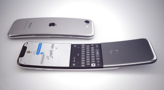 Curved iPhone Concept by Martin Hajek