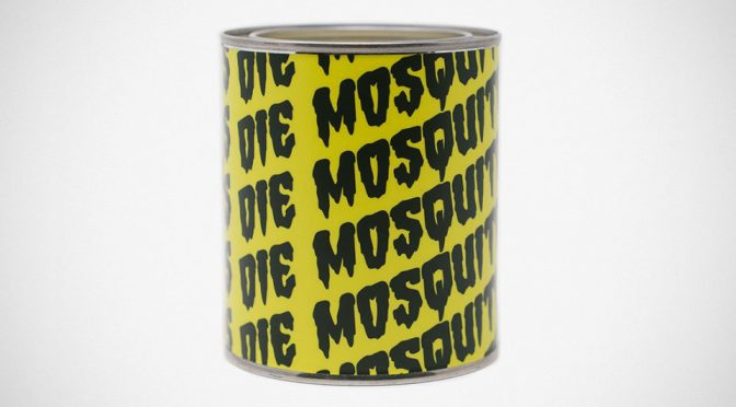 Die Mosquitoes Candle
