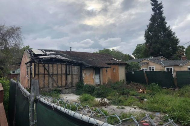 Fire-ravaged Home Selling For $800K
