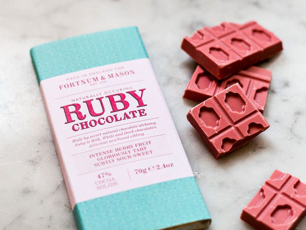 Fortnum & Mason Ruby Chocolate