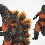NECA Brings Back 1995 Burning <em>Godzilla</em> Action Figure