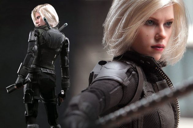 Hot Toys Infinity War Black Widow 1/6th Scale Collectible Figure