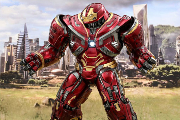 Hot Toys Infinity War Hulkbuster 1/6th Scale Collectible Figure