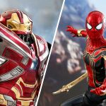 Hot Toys <em>Infinity War</em> Hulkbuster, Iron Spider And Plush Infinity Gauntlet