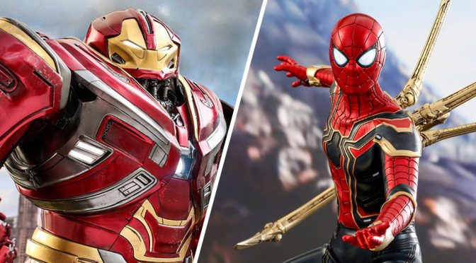 Hot Toys Infinity War Hulkbuster and More