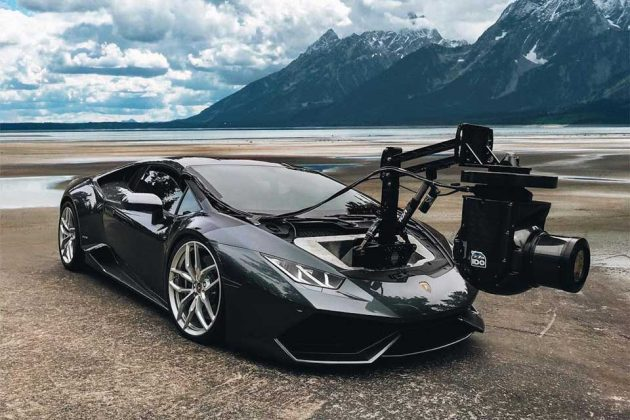 Incline Dynamic Outlet Lamborghini Huracam Camera Car