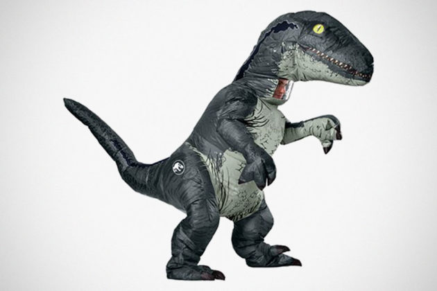 Jurassic World Fallen Kingdom Inflatable Dinosaur Costumes