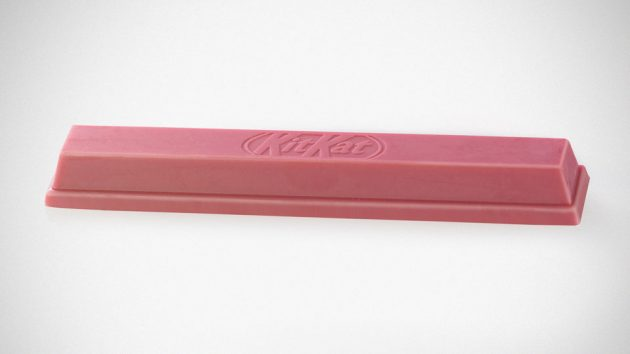 Kit Kat Ruby Chocolate by Nestle