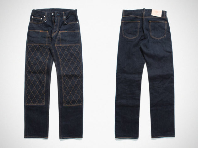 Kojima Genes x SF Project Kevlar Mix Stretch Denim