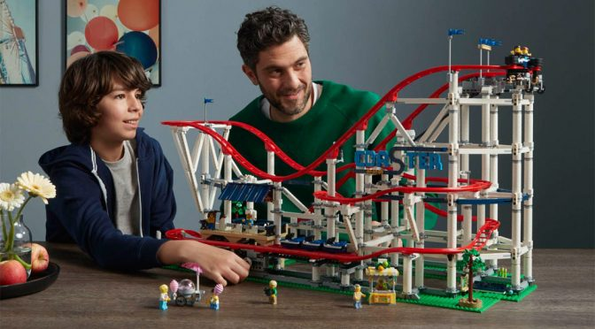 LEGO Is Going To Have A Huge Roller Coaster Set This June!