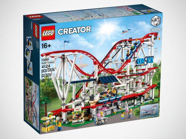 LEGO 10261 Creator Roller Coaster
