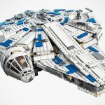 <em>Solo: A Star Wars Story</em> LEGO Kessel Run Millennium Falcon Available Now
