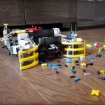 "LEGO ""Rumba"" Is Like Roomba For Sweeping LEGO Pieces"