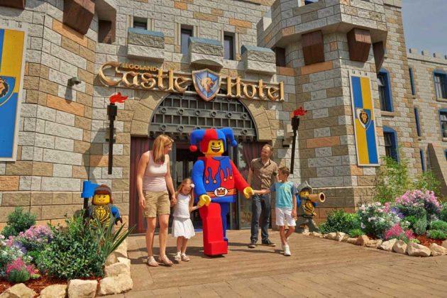 LEGOLAND Castle Hotel in California