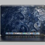 Designer Dream Up A MacBook That Is Inspired By iPhone X's Design
