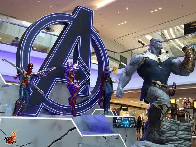 Marvel Avengers Infinity War Exhibition