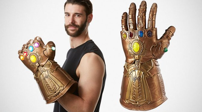 Hasbro's Articulated Infinity Gauntlet Is Wearable And Not A Bank-breaker