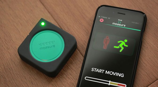 Moasure ONE Puts Rocket Science Of Measuring In The Palm Of Your Hand