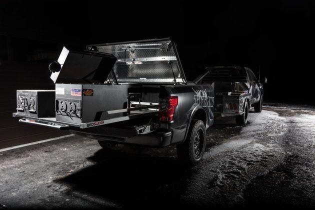 Nissan 'Smokin' TITAN' Pickup Truck
