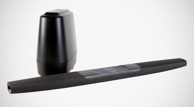 Polk Audio's Amazon Alexa-enabled Sound Bar Opens For Pre-order