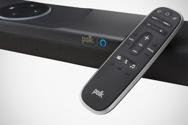 Polk Audio Soundbar with Alexa