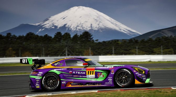 Run'a Entertainment Evangelion Motorsport Team