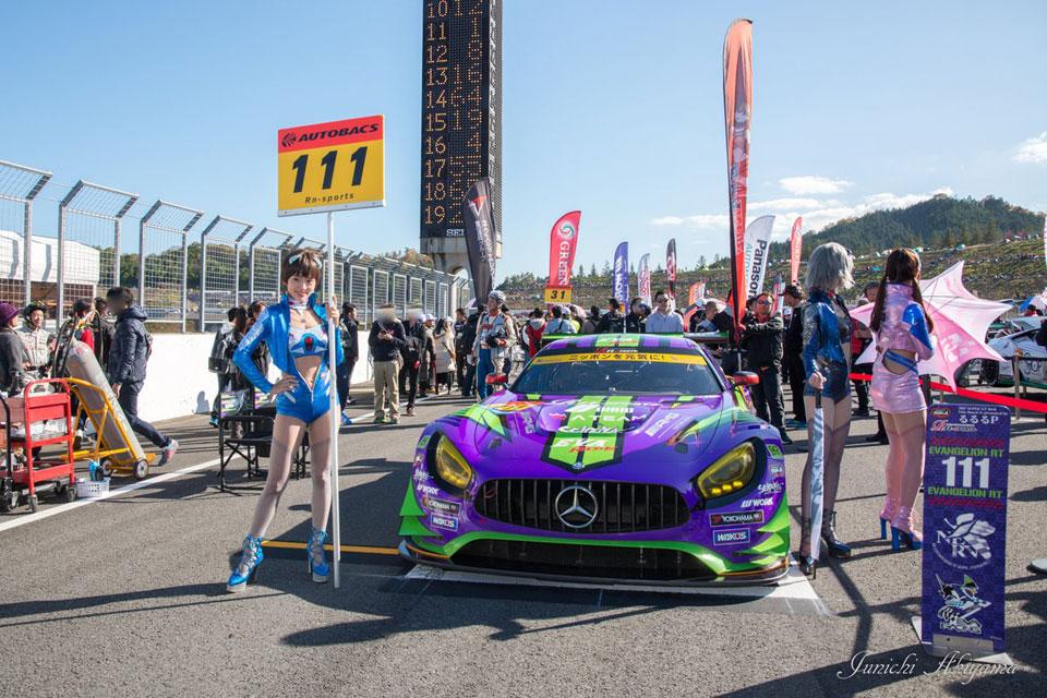 Run'a Entertainment Evangelion Motorsport Team