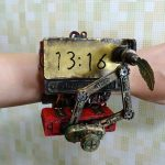 We Finally Found Out Who Was Behind The Crazy Steampunk Wrist Watches!