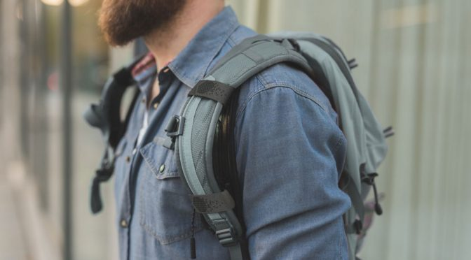 SuperStraps Is A Backpack Add-on That Will Literally Save Your Neck