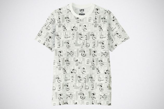 uniqlo teamed up with murakami and doraemon for new tee collection