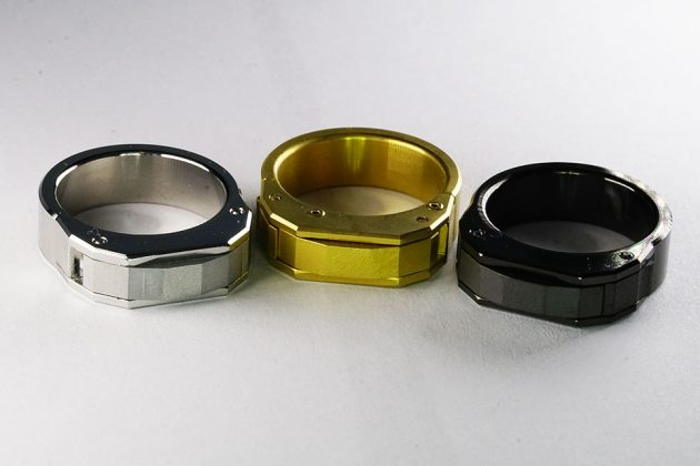 switchBand Bottle Opener Ring