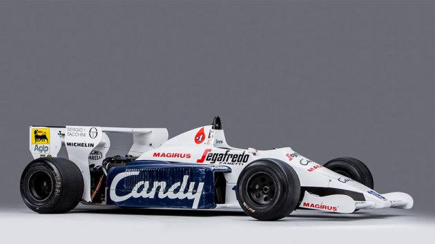 1984 Toleman-Hart TG184 Racing Single Seater