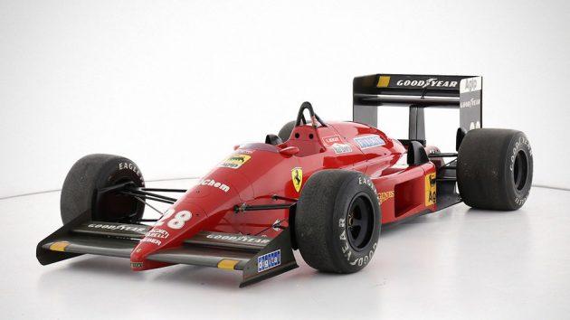 1987 Ferrari F1/87