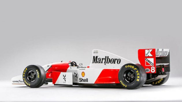 1993 McLaren-Ford MP4-8A Formula 1 Racing Single Seater
