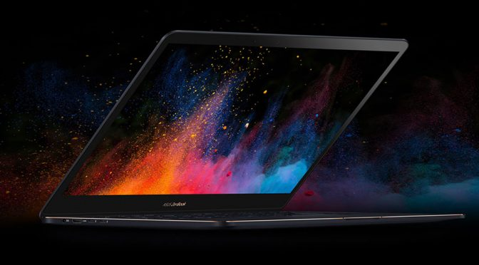ASUS ZenBook Pro 15 Is 18.9mm Thin And Intel i9-powered