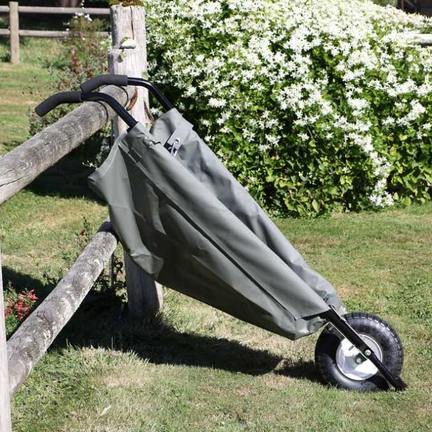 Allsop Wheeleasy Tarpaulin Wheelbarrow