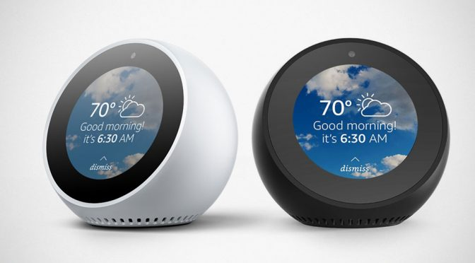 Amazon Echo Spot Double Deal Special