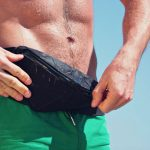 Finally! There's A Waist Bag That Is Designed With Swimming In Mind!