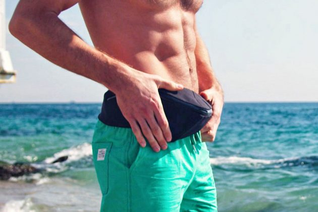 Angle Bag Waterproof Beach Swimming Waist Bag