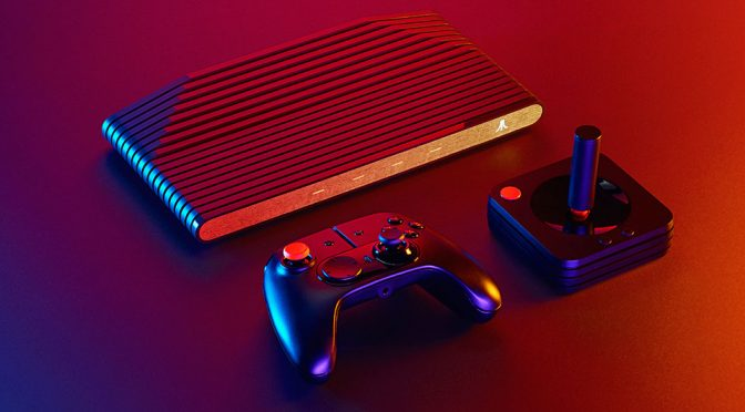 Atari VCS Gaming and Home Entertainment Streaming Device
